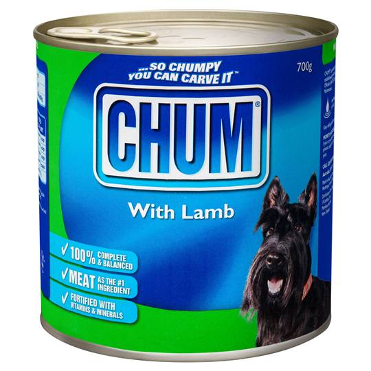 Chum Adult Dog Food Lamb