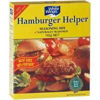 White Wings Stuffing Mix Hamburger Helper