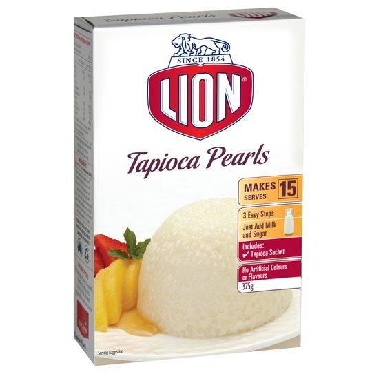 Lion Tapioca Pearls