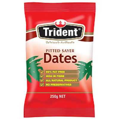 Trident Dates Pitted