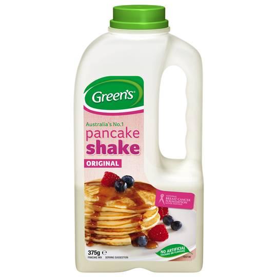 Greens Pancake Mix Original Shake