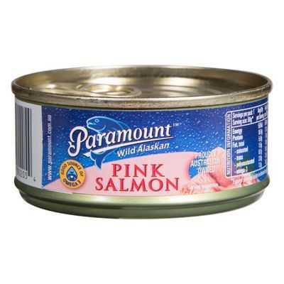 Paramount Salmon Pure Pink