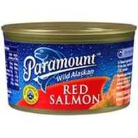 Paramount Salmon Red