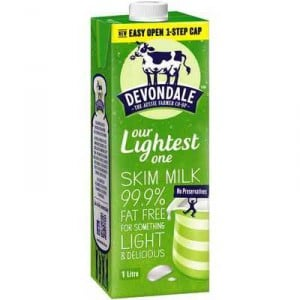 Devondale Skim Long Life Milk
