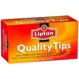 Lipton Quality Tips Loose Leaf Tea