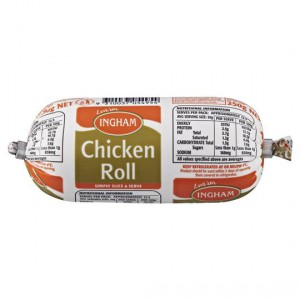 Inghams Roll Chicken