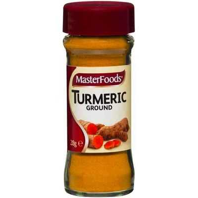 Masterfoods Turmeric Ground