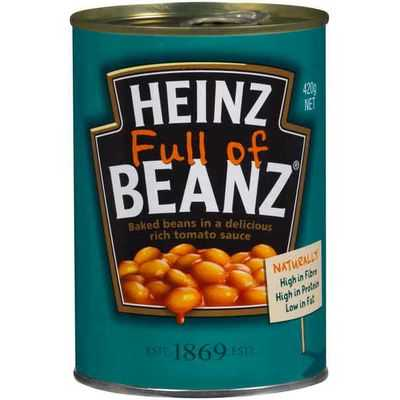 Heinz Baked Beans Tomato Sauce