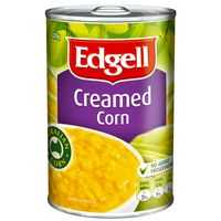 Edgell Corn Creamed