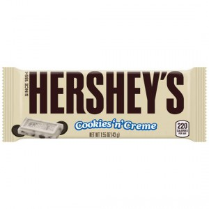 Hershey's Cookies 'n' Creme White Chocolate