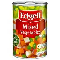 Edgell Mixed Vegetable