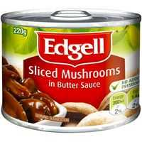 Edgell Mushrooms Sliced