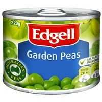 Edgell Peas Green