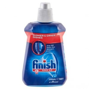 Finish Dishwashing Rinse Aid Regular