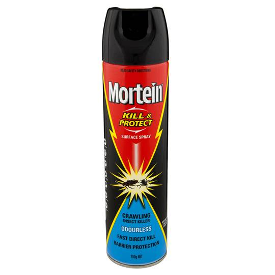 Mortein Plus Surface Spray Odourless