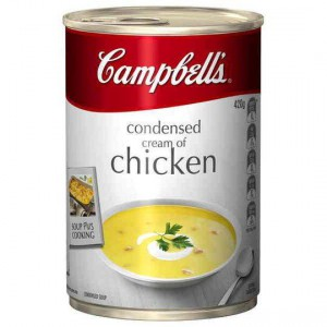 Campbell's Canned Soup Cream Of Chicken