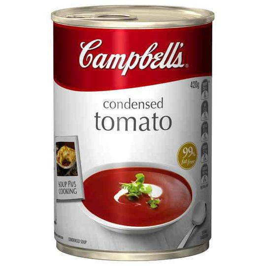 Campbell's Canned Soup Tomato Condensed