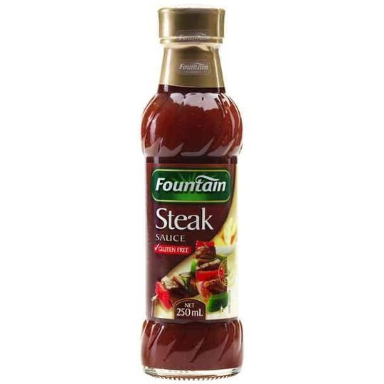 Fountain Steak Sauce