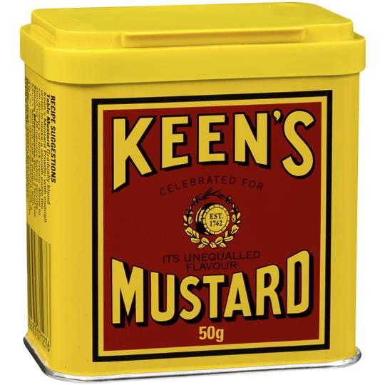 Keens Mustard Powder