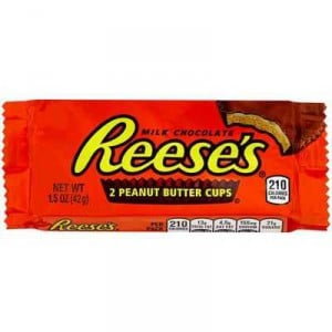 Reese's Peanut Butter Cup Milk Chocolate