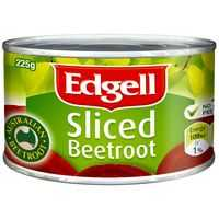 Edgell Beetroot Sliced