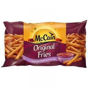 Mccain Original Fries Straight Cut
