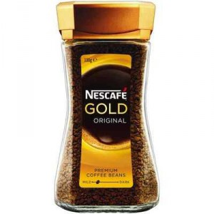 Nescafe Gold Instant Original Roast Coffee