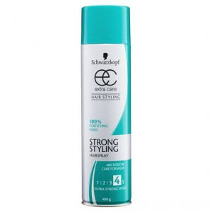 Schwarzkopf Extra Care Hair Spray Strong Style
