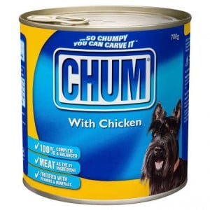 Chum Adult Dog Food Chicken