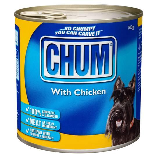Chum Adult Dog Food Chicken