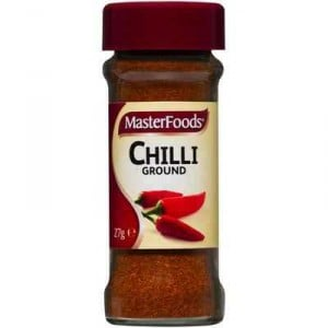 Masterfoods Chilli Ground