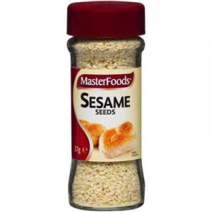 Masterfoods Sesame Seeds