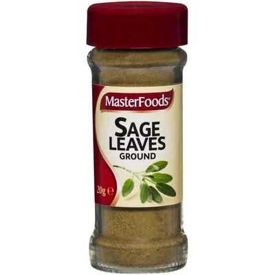 Masterfoods Sage Leaves Ground