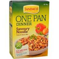 Tandaco One Pan Dinner Savoury Noodle