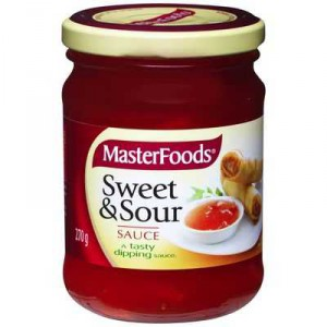 Masterfoods Asian Sauce Sweet & Sour