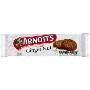 Arnott's Ginger Nut