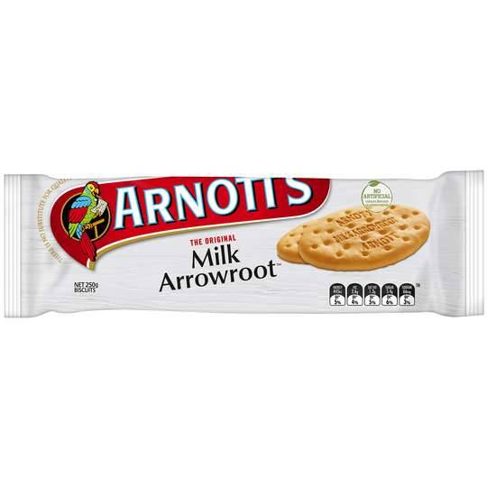 Arnott's Milk Arrowroot