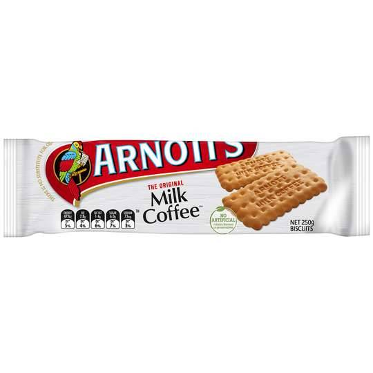 Arnott's Milk Coffee