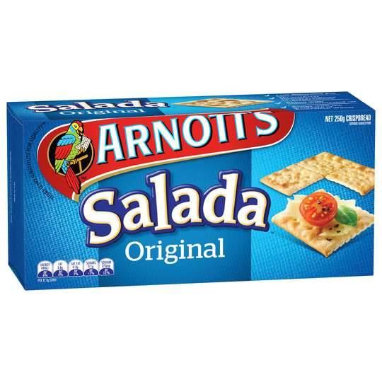 Arnott's Salada Original