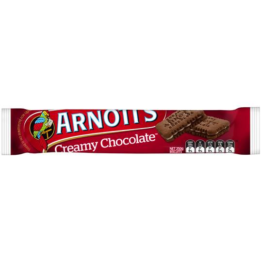 Arnott's Chocolate Creams