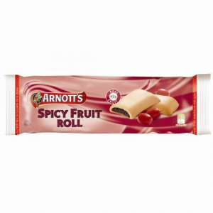 Arnott's Fruit Roll Slices Spicy