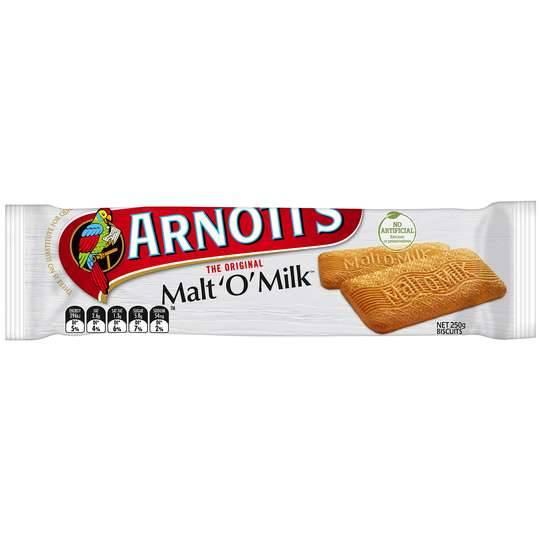Arnott's Malt O' Milk