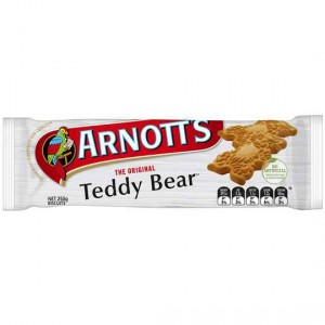 Arnott's Teddy Bear