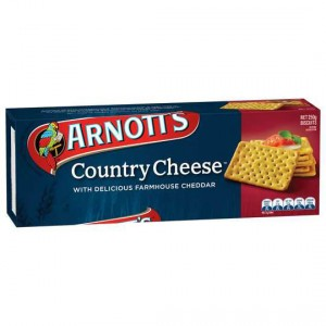 Arnott's Country Cheese