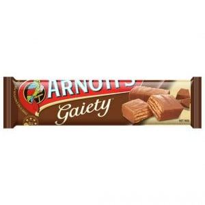 Arnott's Gaiety Chocolate