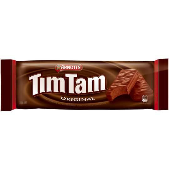 Arnott's Tim Tam Chocolate Original