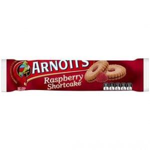 Arnott's Shortcake Raspberry