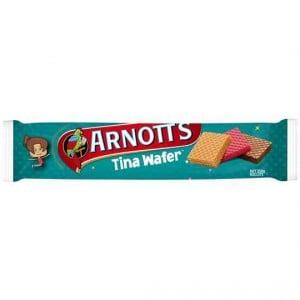 Arnott's Tina Wafers