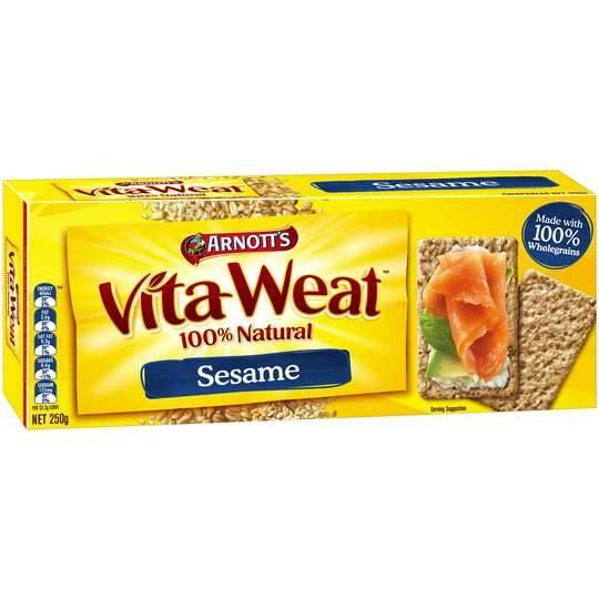 Arnott's Vita-weat Cracker Sesame