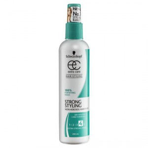 Schwarzkopf Extra Care Pump Spray Strong Hold